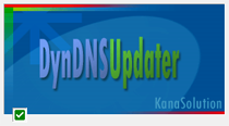 Kana Dynamic IP Updater